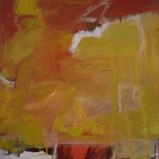 Muneca Sin Brazo<br>2011<br>40 x 30<br>Oil, wax, collage on canvas&lt;br&gt;&lt;em&gt;&lt;/em&gt;