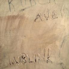Studies in Encaustic #3<br>2008<br>1 3/4 x 9 1/2<br>Oil, graphite, encaustic, on canvas board&lt;br&gt;&lt;em&gt;&lt;/em&gt;